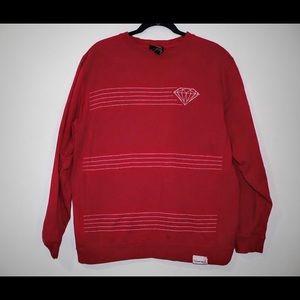Large Diamond Supply Sweatshirt